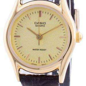 Reloj de cuarzo Casio Enticer LTP-1094Q-9A para mujer
