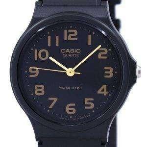 Casio Classic Cuarzo Negro Correa MQ-24-1B2LDF MQ24-1B2LDF Reloj para hombre