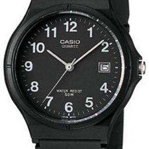 Reloj análogo Casio Quartz MW-59-1BVDF MW-59-1BV para hombre