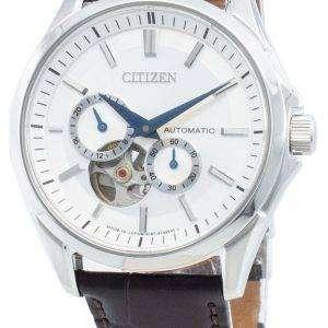 Citizen Automatic NP1010-01A Open Heart Japan Made Reloj para hombre