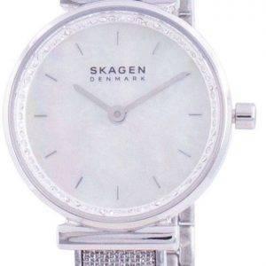Skagen Annelie SKW2793 Reloj de mujer con detalles de diamantes de cuarzo