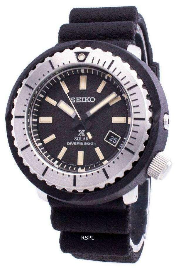 Reloj para hombre Seiko Prospex Solar Diver's SNE541P1 200M