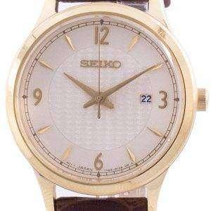 Reloj Seiko Classic SXDG96 SXDG96P1 SXDG96P Quartz 100M para mujer