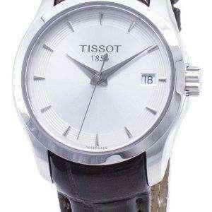 Tissot T-Classic Couturier Lady T035.210.16.031.03 T0352101603103 Reloj de cuarzo para mujer