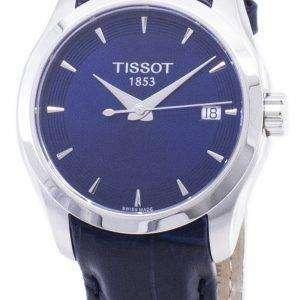 Tissot T-Classic Couturier Lady T035.210.16.041.00 T0352101604100 Reloj de cuarzo para mujer