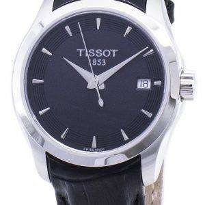 Tissot T-Classic Couturier Lady T035.210.16.051.01 T0352101605101 Reloj de cuarzo para mujer