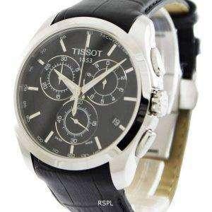 Reloj de hombre Tissot Couturier Quartz Chronograph T035.617.16.051.00 T0356171605100