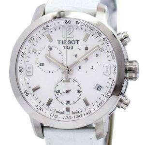 Reloj de hombre Tissot PRC 200 Quartz Chronograph T055.417.16.017.00 T0554171601700