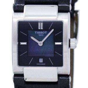 Tissot T-Lady T02 Cuarzo T090.310.16.121.00 T0903101612100 Reloj para mujer