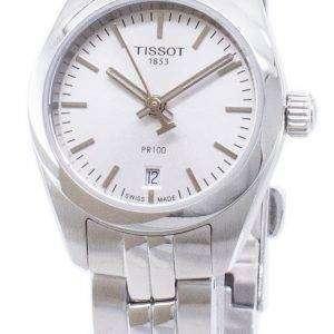 Tissot T-Classic PR 100 T101.010.11.031.00 T1010101103100 Reloj de cuarzo para mujer
