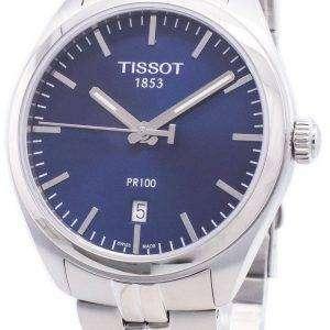Tissot T-Classic PR100 T101.410.11.041.00 T1014101104100 Reloj de cuarzo para hombre