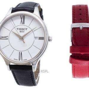 Tissot T-Lady Bella Ora T103.210.16.018.00 T1032101601800 Reloj de cuarzo para mujer