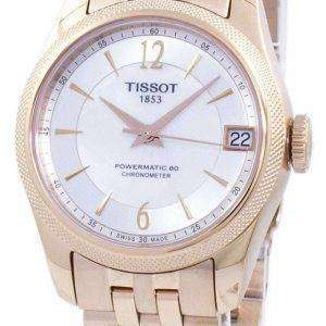 Reloj Tissot Ballade Powermatic 80 COSC automático T108.208.33.117.00 T1082083311700