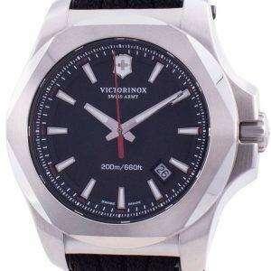 Victorinox Swiss Army INOX 241726 Quartz 200M Reloj para hombre