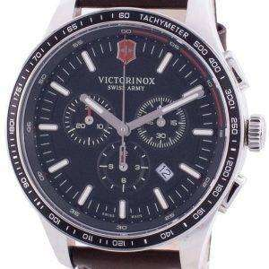 Victorinox Swiss Army Alliance Sport 241826 Quartz Chronograph 100M Men's Watch