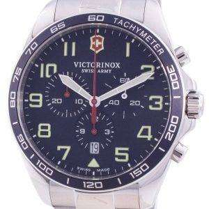 Victorinox Swiss Army Fieldforce 241857 Quartz Chronograph 100M Men's Watch