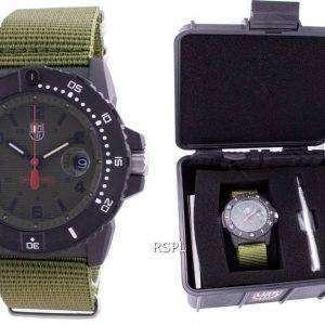 Reloj Luminox Navy Seal XS.3617.SET Quartz 200M para hombre