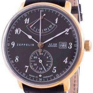 Zeppelin Hindenburg LZ129 Automático 7064-2 70642 Reloj para hombre