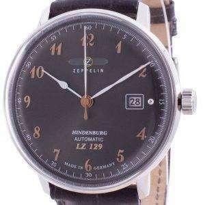 Zeppelin Hindenburg LZ129 Automático 7066-2 70662 Reloj para hombre