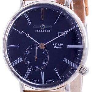 Zeppelin LZ120 Rome 7134-3 71343 reloj de cuarzo para hombre
