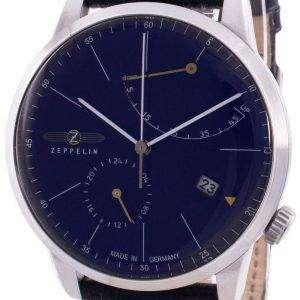 Zeppelin Flatline 7366-3 73663 Reloj automático para hombre