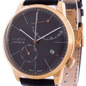 Zeppelin Flatline 7368-2 73682 Reloj automático para hombre