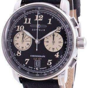 Zeppelin LZ127 8674-3 86743 Reloj cronógrafo de cuarzo para hombre