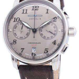 Zeppelin LZ 127 8678-4 86784 Reloj cronógrafo de cuarzo para hombre