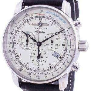 Zeppelin 100 Jahre 8680-3 86803 Reloj de cuarzo para hombre
