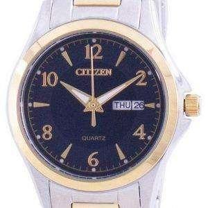Citizen Quartz Dual Tone EQ0595-55L Women's Watch