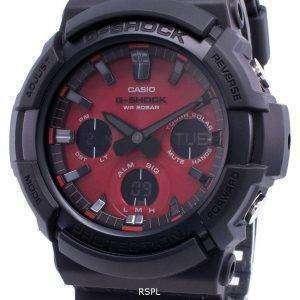 Reloj para hombre Casio G-Shock GAS-100AR-1A Tough Solar 200M
