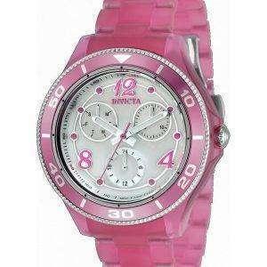 Invicta Anatomic 30365 Quartz Tachymeter 100M Women's Watch