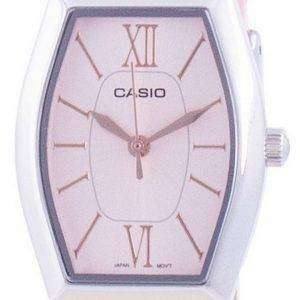 Casio Analog Quartz LTP-E167L-4A LTPE167L-4 Women's Watch