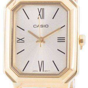 Casio Analog Quartz LTP-E168G-9B LTPE168G-9B Women's Watch