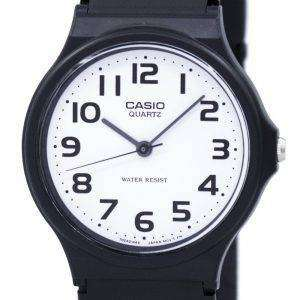 Casio Classic Analog Quartz White Dial MQ-24-7B2LDF MQ-24-7B2L Men's Watch