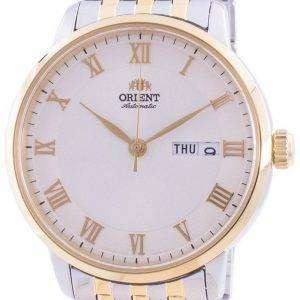 Orient Classic White Dial Automatic RA-AA0A01S0BD 100M Men's Watch