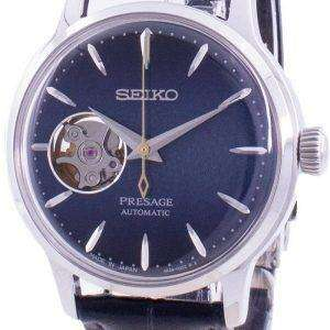 Seiko Presage Automatic Cocktail Time Blue Moon SSA785 SSA785J1 SSA785J Open Heart Japan Made Women's Watch