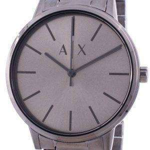 Armani Exchange Cayde Grey Dial Quartz AX2722 Mens Watch