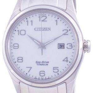 Reloj para hombre Citizen Eco-Drive Super Titanium BM7360-82A 100M