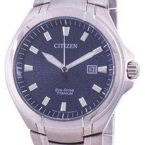 Reloj para hombre Citizen Eco-Drive Super Titanium BM7430-89L 100M