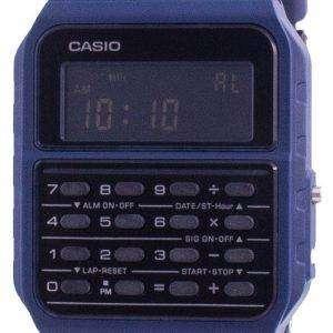 Reloj unisex Casio Youth Data Bank de hora dual CA-53WF-2B CA53WF-2B