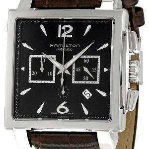 Hamilton Jazzmaster Square H32666535 Automatic Chronograph Men's Watch