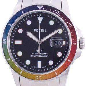 Fossil FB-01 Pride Limited Edition Quartz LE1108 100M Men's Watch
