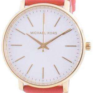 Michael Kors Pyper White Dial Diamond Accents Quartz MK2892 Women's Watch
