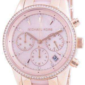 Michael Kors Ritz Diamond Accents Quartz MK6769 Reloj para mujer