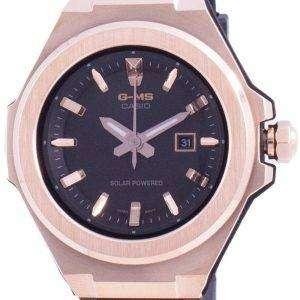 Reloj Casio Baby-G Black Dial Solar MSG-S500G-1A MSGS500G-1A 100M para mujer