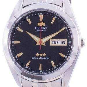 Orient Tri Star Black Dial Automatic RA-AB0032B19B Men's Watch