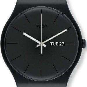 Reloj Swatch Originals Mystery Life Quartz SUOB708B para hombre