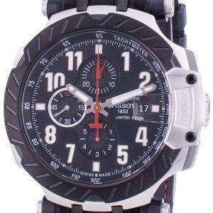 Tissot T-Race Motogp 2020 Limited Edition Automatic T115.427.27.057.00 T1154272705700 100M Reloj para hombre