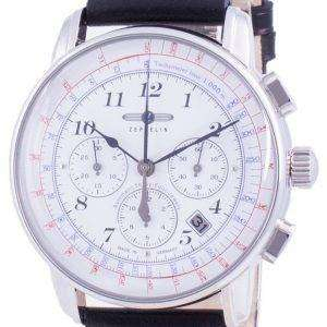 Zeppelin LZ126 Los Angeles Chronograph Automatic 7624-1 76241 Men's Watch
